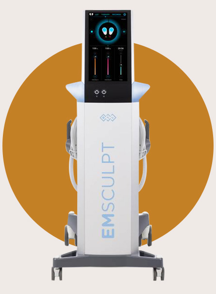 emsculpt body contouring machine